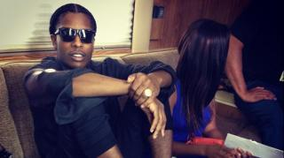 "A$AP Rocky Releases ""Multiply"" Single With Juicy J"