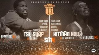Smack/URL #SM4 Battle: Hitman Holla vs. Tsu Surf