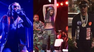 Wale, Teyana Taylor & More Help Shut Down Howard Homecoming
