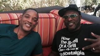Still Got Heat! DJ Jazzy Jeff Flexes in Nike Collab Sneaker