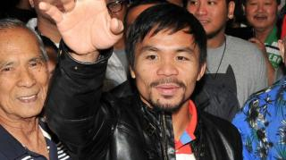 Manny Pacquiao Makes His Basketball Debut in Philippine League