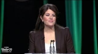 Monica Lewinsky Thanks Rappers for Numerous Shout-Outs on Songs