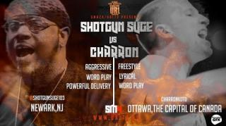 "Smack/URL ""SM4 The Warm Up"" Battle: Charron vs. Shotgun Suge"