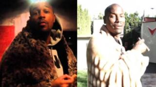 Tank Pokes Fun at Tyrese's Beef: He Pulled Out the Furry Blanket