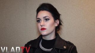 Kat Dahlia: Women Should Get Together & Stop Letting Dudes Win