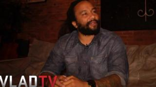 Ky-Mani Marley Shares Memories of Jamaica & His Father's Legacy