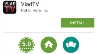 VladTV Android App Available in Google Play Store