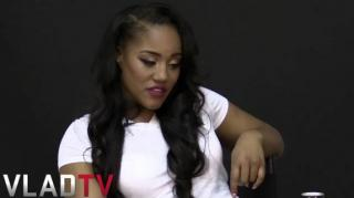 Jhonni Blaze Addresses Rumors She Had Miscarriage on Stage