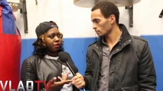 Couture Reflects on Performing in Battle Rap BET Awards Cypher