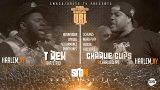 Smack/URL Summer Madness 4 Battle: Charlie Clips vs. T-Rex