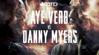 "KOTD ""Duel In The Desert"" Battle: Danny Myers vs. Aye Verb"