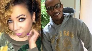 Tiny Reveals T.I.'s Reaction to Her Eye Color Surgery