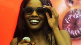 Azealia Banks Flaunts Body in Black Paint in New Video Teaser