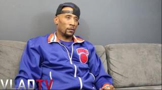 Lord Jamar: Yung Berg Don't Need to Be Hittin' These Broads