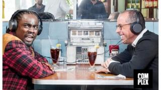 "Jerry Seinfeld Amps Wale to Press Complex Over ""Best Album"" List"