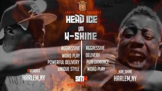 "Smack/URL SM4 ""The Warm Up"" Battle: Head I.C.E vs. K-Shine"
