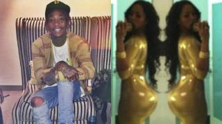 Wiz Khalifa Posts Video of Deelishis Twerking to His Song on IG