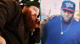Action Bronson & Killer Mike Have Rap Battle While on Treadmills
