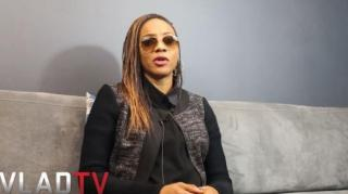 MC Lyte: I Think Iggy Azalea Has a Genuine Love for Hip-Hop