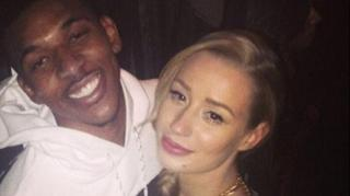 Nick Young Gives Advice on Spitting Game & Iggy Calls Him Out