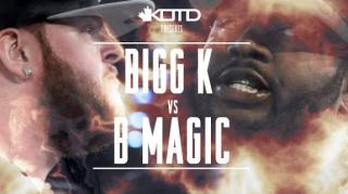 KOTD Duel in the Desert Battle: Bigg K vs. B-Magic