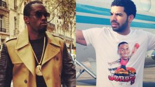 Video Surfaces of Diddy Talking Smack About Drake Before Fight
