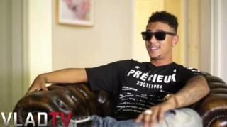 Lil Fizz: I Had to Laugh at Ray J Pushing Princess in the Pool