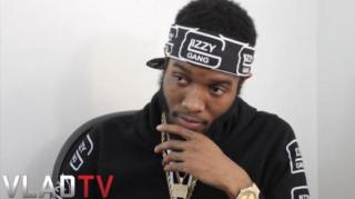 Shy Glizzy Details Getting Locked Up at Fourteen for Robbery
