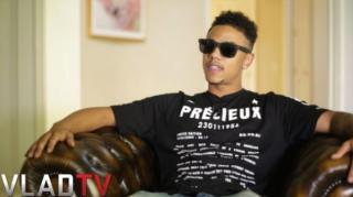 Lil Fizz On His Years-Long Friendships w/ Jhene Aiko & Mila J