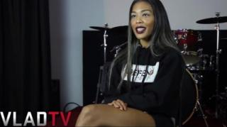 Moniece Talks Returning to Music & Morgan Becoming Her Manager