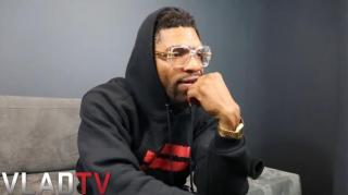"Loaded Lux Talks Fans Calling Hollow vs Clips ""Pacman vs Floyd"""