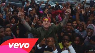 "MGK Puts on For Cleveland in ""Till I Die"" Music Video"