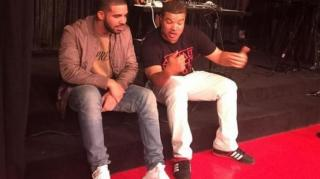 Drake Trades Jabs With Comedian Red Grant During Show