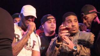 "R.B.E ""Blood, Sweat & Tiers"" Battle: Goodz vs. Ah Di Boom"