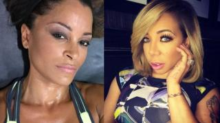 "Claudia Jordan Apologizes for Calling Tiny ""Pig""; Tiny Goes Off"