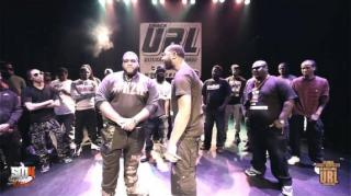 "Smack/URL SM4 ""The Warm Up"" Battle: H-A Double vs. Ah Di Boom"