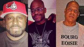 Dame Dash on Current Rift Between Funkmaster Flex and Jay Z