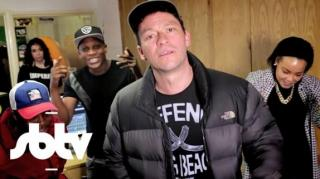 "Dominic West From ""The Wire"" Spits Bars in Hot UK Freestyle"