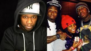 50 Cent: Birdman/Lil Wayne Beef Should Be Discussed Carefully