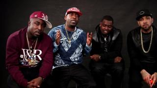 Reunited G-Unit Talk Past Problems Being a Big Misunderstanding