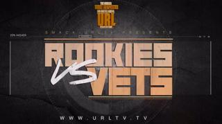 "Let's Get It Poppin! URL Announces Full ""Rookies vs. Vets"" Card"