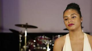 Claudette Ortiz Talks Love Triangle & Being Single Mom