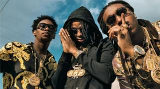 Migos - Take the Charge Feat. Fast Life Curt (In Studio Video)