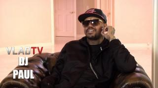 DJ Paul on the Passing of Lord Infamous & Starting Da Mafia 6ix