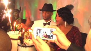 Remy Ma Throws Papoose Extravagant 'Harlem Nights' B-Day