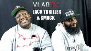 Smack & Jack Thriller on Smack's Bars and Their Upcoming Battle
