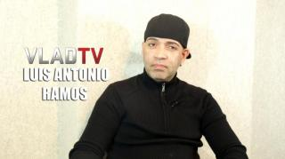 "Luis Antonio Ramos: 50 Cent's Story Inspires a Lot on ""Power"""