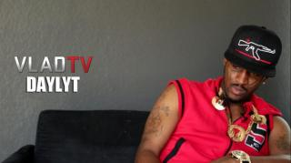 Daylyt on His Son Battle Rapping & 'Rookies vs Vets' Predictions