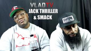 Jack Thriller & Smack on 'Rookies vs. Vets': Don't Come to Lose