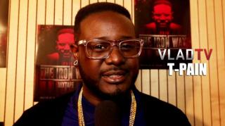 T-Pain on Performing 42 Song-Set at SXSW: I Wanted to Do 70!